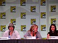 Vampire Diaries Panel at the 2011 Comic-Con International (5985390489).jpg