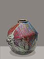 Vase art nouveau (Musée de l'île-de-France) (9775667644).jpg