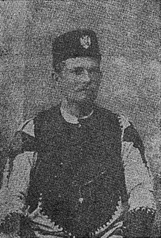 Vasilije Trbić - Image: Vasilije Trbić