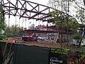 Vassar bridge science building construction, May 2014.jpg