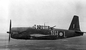 No. 12 Squadron RAAF - A No. 12 Squadron Vengeance in 1943