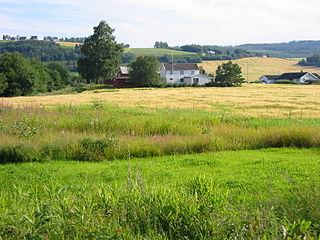 Verdal Municipality in Trøndelag, Norway