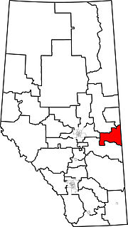 Vermilion-Lloydminster Defunct provincial electoral district in Alberta