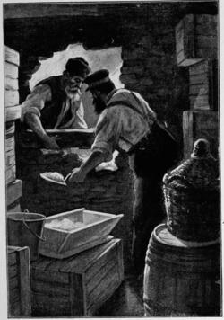 Verne - Les Naufragés du Jonathan, Hetzel, 1909, Ill. page 316