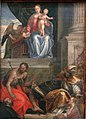 Veronese - The Virgin and Child with Saints and Donors, circa 1546.jpg