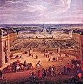 Versailles -zicht op de Écuries.jpg