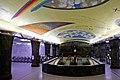Vestibule of Mayakovskaya metro station (Вестибюль станции метро Маяковская) (7157519652).jpg