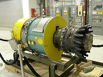 Pratt & Whitney Canada PW300 - PW308 used on the WhiteKnightTwo