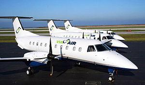 ViaAir - ViaAir's EMB-120 Brasilias