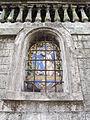 Via bolgnese, villa davanti al suffragio 02 tabernacolo.JPG