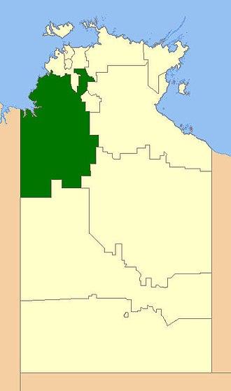 Victoria Daly Region - Image: Victoria Daly Shire