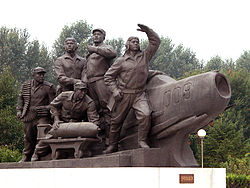 Victorious Fatherland Liberation War Museum Monument4