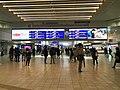 View in Nishitetsu-Fukuoka (Tenjin) Station.jpg