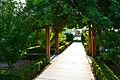 View of Path in the Rose Garden, Highlands Grange Park, Kennewick WA.jpg