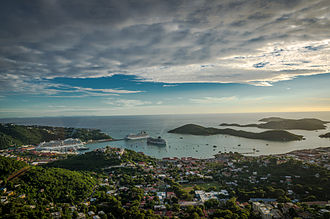 Saint Thomas, U.S. Virgin Islands - Charlotte Amalie, St. Thomas