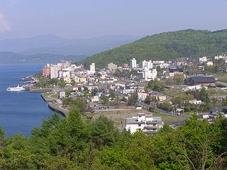 Town in Hokkaido, Japan