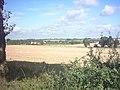 View of Walpole across the fields - geograph.org.uk - 228742.jpg