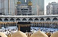 View of the courtyard of the Great Mosque of Mecca, Saudi Arabia (2).jpg