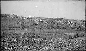 Dandridge, Tennessee - Dandridge in 1938