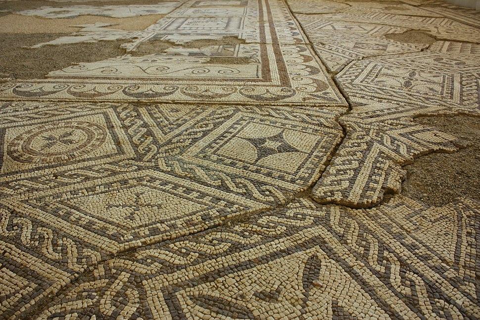 Villa Armira, the Mosaics 3