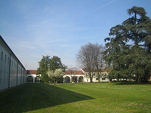 Borgoricco - View of Villa Bressanin.