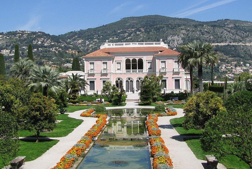 Villa Kerylos Nice S Ef Bf Bdminaire
