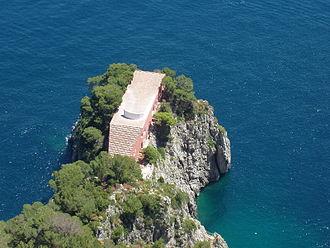 Casa Malaparte - Image: Villa Malaparte