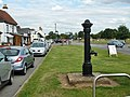 Village pump, Hatfield Heath (geograph 4596730).jpg