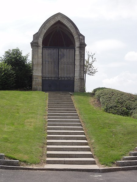 Villers-Outreaux (Aisne) chapelle-oratoire