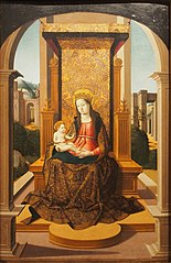 The Virgin with Child