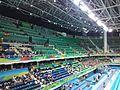 Visão de uma das arquibancadas da Família Paraolímpica do Estádio Aquático.jpg