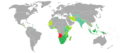 Visa requirements for Angolan citizens.png