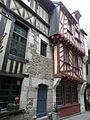 Vitré - Rue Baudrairie 27 et 29.JPG