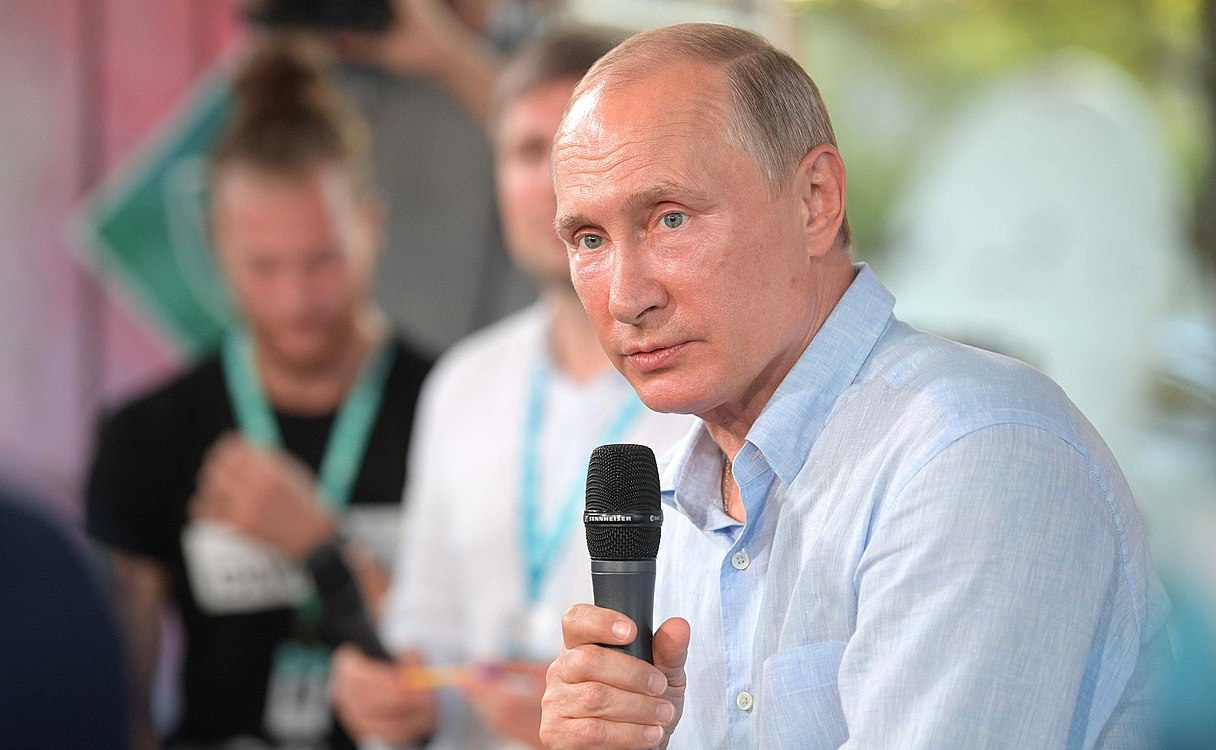 Vladimir Putin at the Tavrida National Youth Educational Forum (2017-08-20) 10.jpg