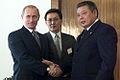 Vladimir Putin with Lhamsurengiin Enebish-1.jpg