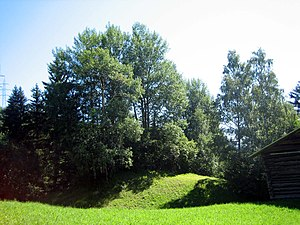 Burghügel