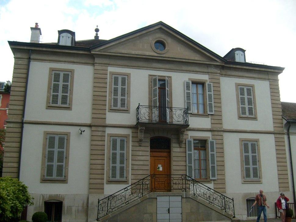 Voltaire Museum