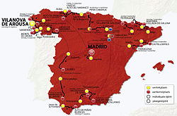 Image illustrative de l'article Tour d'Espagne 2013