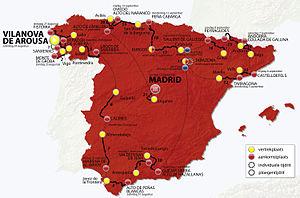2013 Vuelta a España - Image: Vuelta 2013