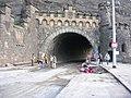Vyšehradský tunel, rekonstrukce trati (02).jpg