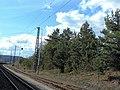 Vydrník - železnica smer Poprad - panoramio.jpg