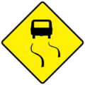 W134 Slippery Road - Warning Sign Ireland.png