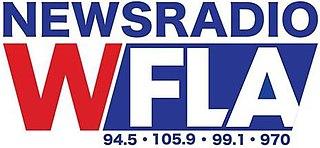 WFLA (AM) Radio station in Tampa, Florida