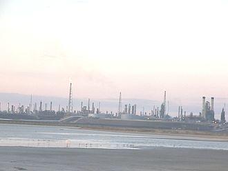 Paraguaná Refinery Complex - Image: WIKIPEDIA PARROQUIA NORTE 031
