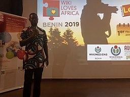 WLA 2019 Benin - Awards ceremony 05.jpg