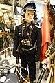 WW2 German Army tank crew uniform Wehrmacht Panzer Lieutenant Oberleutnant uniform headset holster binoculars NSU MC etc Lofoten Krigsminnemuseum Norway 2019 0128.jpg