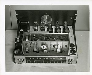 WWV (radio station) - WWV seconds pulse generator, 1943