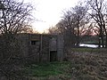 WW II Pill box , Blackwell Holme , River Tees - geograph.org.uk - 327721.jpg