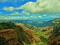 Waimea Canyon, Kauai, Hawaii - panoramio.jpg