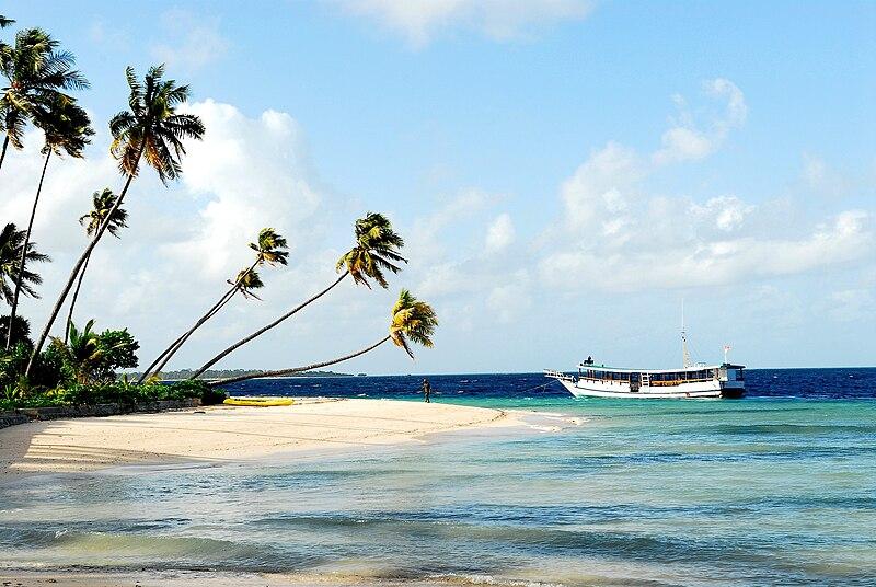 File:Wakatobi beach 2006.jpg